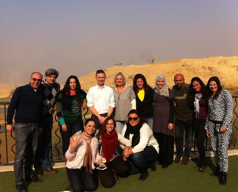 Sunny update from CSC Egypt
