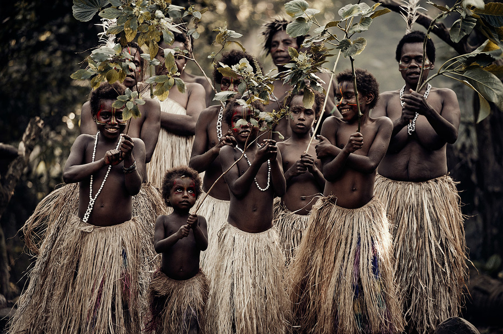 Parenting lessons from tribes around the world