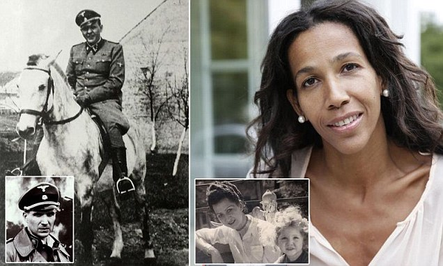Granddaughter of a Nazi war criminal accidentally discovers her hidden family past