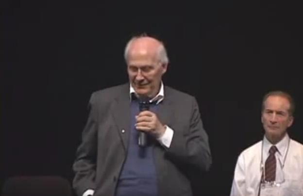 Bert Hellinger on reaching deep insights in systemic work
