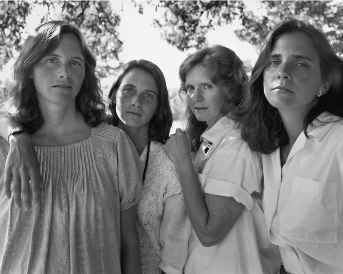 The Endurance of Sisterhood: 40 Portraits in 40 Years
