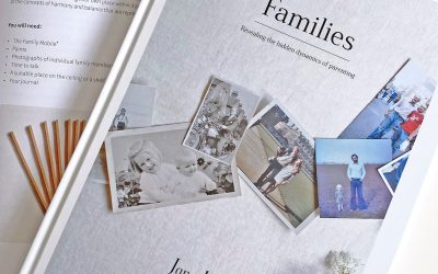 Families – Revealing the Hidden Dynamics of Parenting – by Jane James
